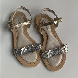 Girls designer sandles